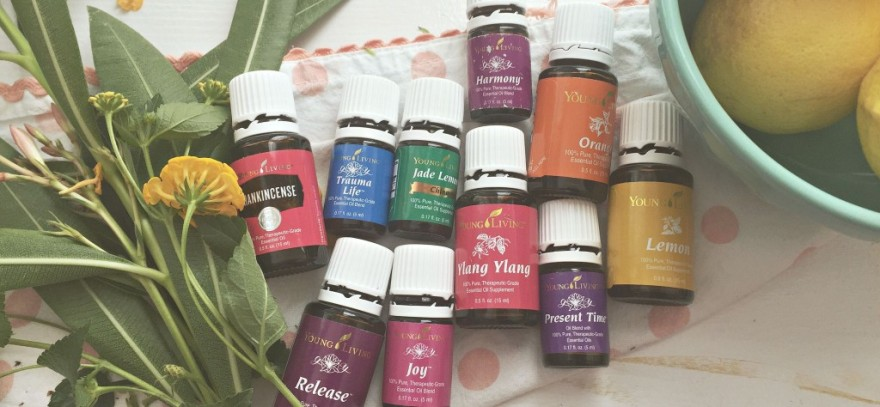 Young Living Essential Oils 01